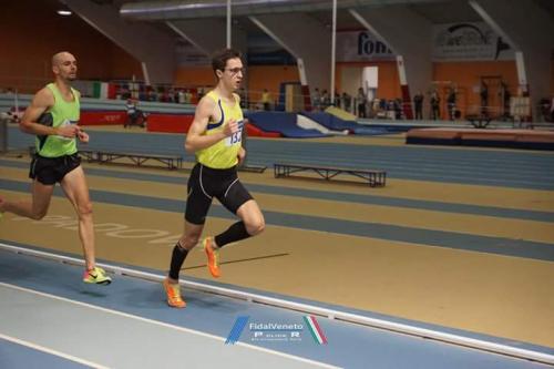 Daniel - 1.500.m - dvorana -Padova - 02.2018.