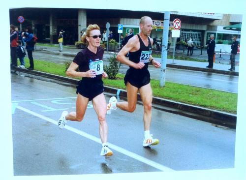 Tijana-Andrija-VŽ-polumaraton 1999.